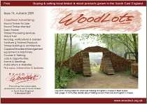 WoodLots Issue 74, Autumn 09